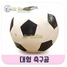 대형 축구공 / 지름 150cm 에어제품